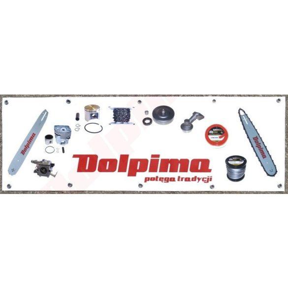 BANNER DOLPIMA 120x40cm