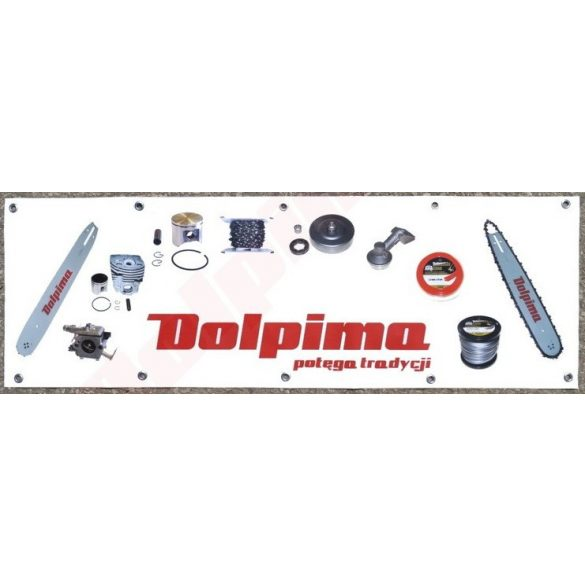 BANNER DOLPIMA 240x80cm